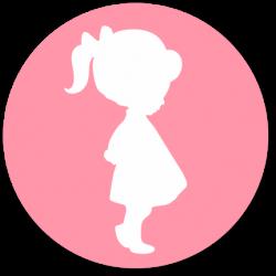 24 Sluitzegels meisje